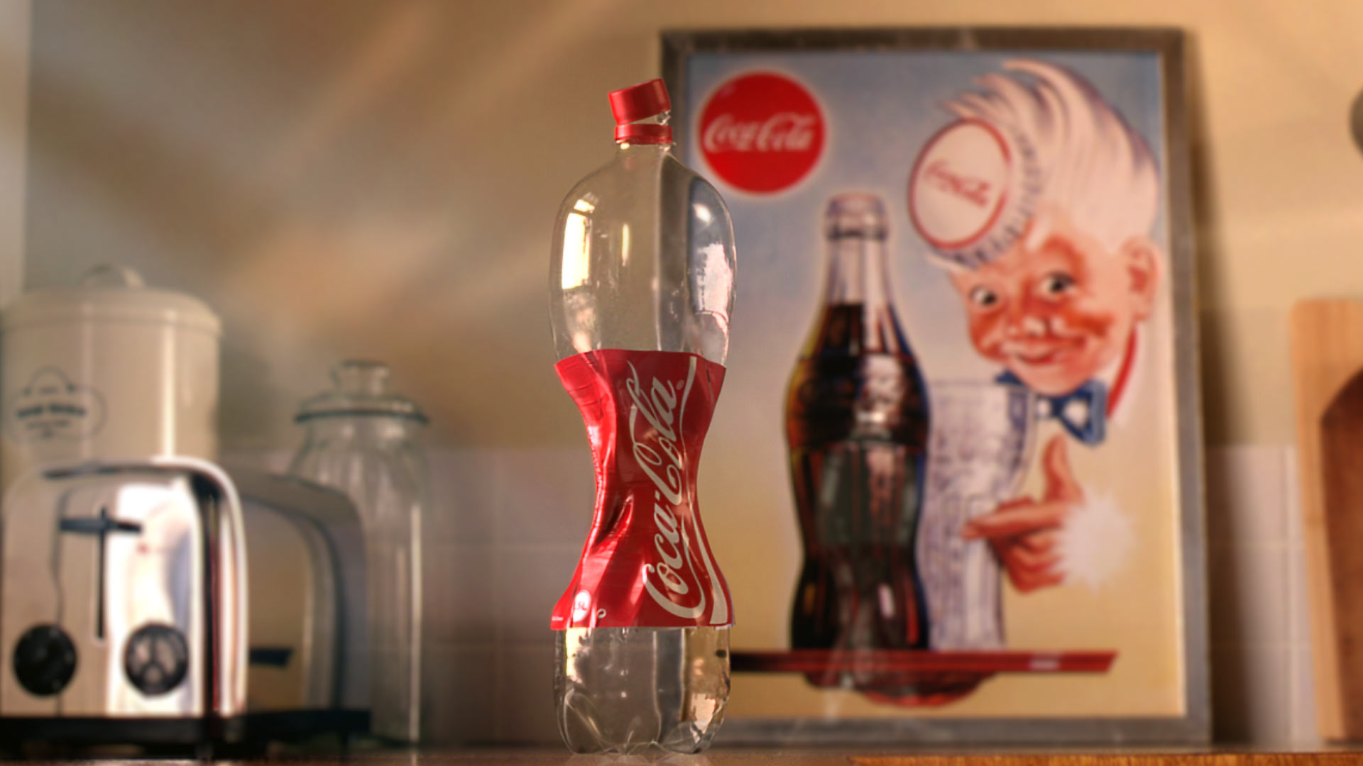 COCA COLA project thumbnail