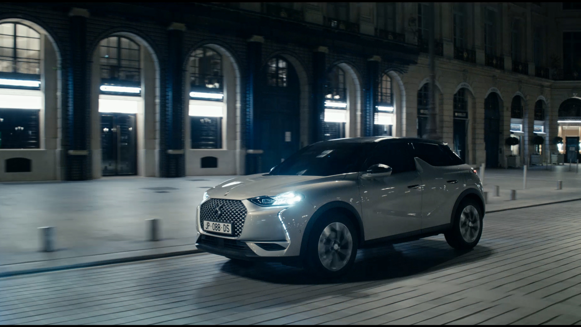 DS 3 CROSSBACK project thumbnail